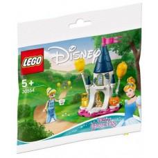 LEGO 30554 Assepoester Mini Kasteel (Polybag)