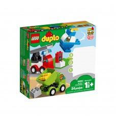 LEGO 10886 Mijn eerste auto creaties