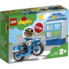 LEGO 10900 Politiemotor