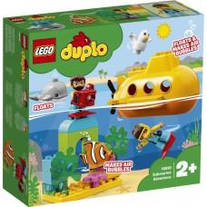 LEGO 10910 Avontuur met Onderzeeër