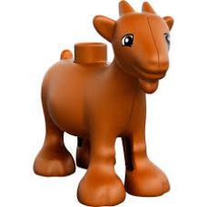 LEGO 30067 11369c01pb01 Duplo Goat with Eyes Pattern
