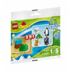 LEGO DUPLO 30322 Around the World (Polybag)