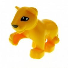 LEGO 30322 54300cx1 Duplo Lion Cub, Raised Paw