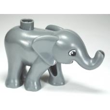 LEGO 30322 eleph5c01pb01 Duplo Elephant Baby Lopend