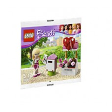 LEGO 30105 Friends Post voor Stephanie