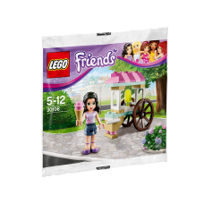 LEGO 30106 Friends IJscokar Polybag