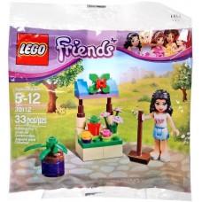 LEGO 30112 Bloemenstand Polybag