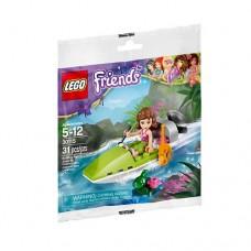 Lego 30115 Friends Olivia's Jungle Boat