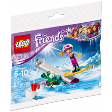 Lego Friends 30402 Snowboard Tricks / Trucks
