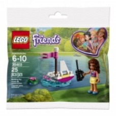 LEGO 30403 Friends Oliva's Afstandbedienbare Boot