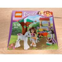LEGO 41003 Olivia's veulentje