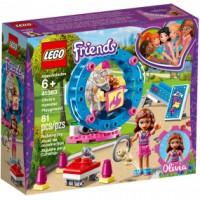 LEGO Friends 41383 Olivia`s hamsterspeelplaats