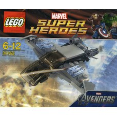 LEGO 30162 Quinjet Polybag