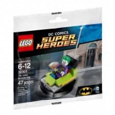 LEGO 30303 Super Heroes  The Joker botsauto Bumper Car
