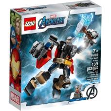LEGO 76169 Thor mechapantser