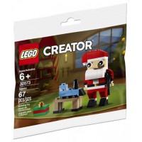 LEGO 30573 Creator Kerstman
