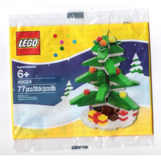 LEGO 40024 Christmas Tree polybag