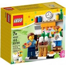 LEGO 40121 Painting Easter Egg Paaseieren schilderen