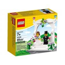LEGO 40165 Huwelijksbedankjesset