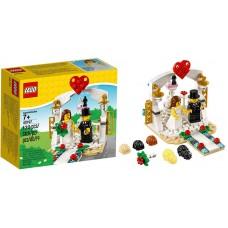LEGO 40197 Wedding / Huwelijk Favor Set