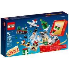 LEGO 40222 Holiday Countdown Calendar 2016