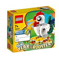 LEGO 40234 Special Year of the Rooster 2017