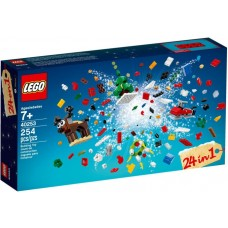 LEGO 40253 Christmas Build Up (2017) 24-in-1 Holiday Countdown Set