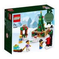 LEGO 40263 Christmas Town Square / Kerst Dorpsplein.
