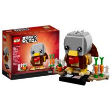 LEGO 40273 Thanksgiving Turkey / Kalkoen