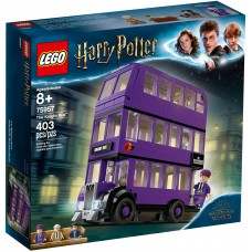 LEGO Harry Potter LEGO 75957 De Collectebus