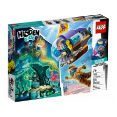 LEGO 70433 J.B.`s duikboot
