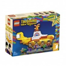 LEGO 21306 Beatles - Yellow Submarine