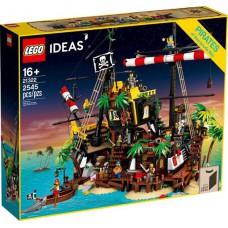 LEGO 21322 Piraten van Barracuda Baai