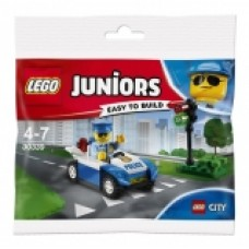 LEGO Juniors 30339 Ronde Stoplicht Politie