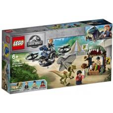 LEGO 75934 Jurassic World Dilophosaurus Ontsnapt