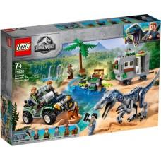 LEGO 75935 Confrontatie met Baryonyx: de schattenjacht