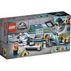 LEGO 75939 Dr. Wu's laboratorium: Ontsnapping van de babydino's