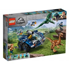 LEGO 75940 Ontsnapping van Gallimimus en Pteranodon