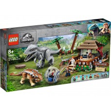 LEGO 75941 Jurassic World  Indominus Rex vs. Ankylosaurus