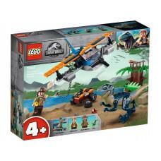 LEGO 75942 Velociraptor: Tweedekker Reddingsmissie
