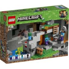 LEGO 21141 De zombiegrot