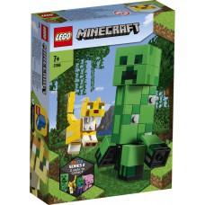 LEGO 21156 BigFig Creeper en Ocelot