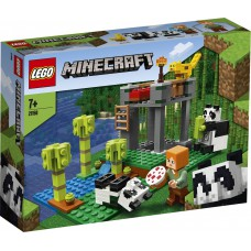 LEGO 21158 Het Pandaverblijf