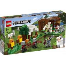 LEGO 21159 De Pillager Buitenpost