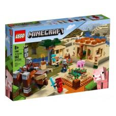 LEGO 21160 De Illager Overval