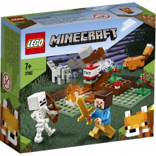 LEGO 21162 Het Taiga Avontuur