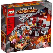 LEGO 21163 De Slag Om Redstone