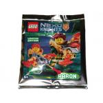 LEGO 271825 NEX144 Aaron foil pack