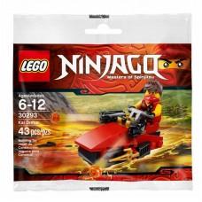 LEGO 30293 Kai Drifter Polybag