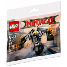 LEGO 30379 Ninjago Quake Mech The Movie